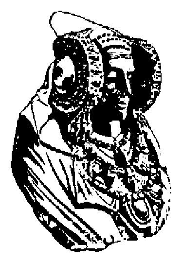Logotipo - Confecciones La Dama de Elche