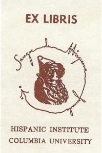 Logotipo - Ex libris