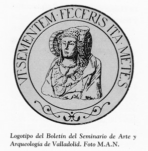 Logotipo - Boletin del Seminario de Arte