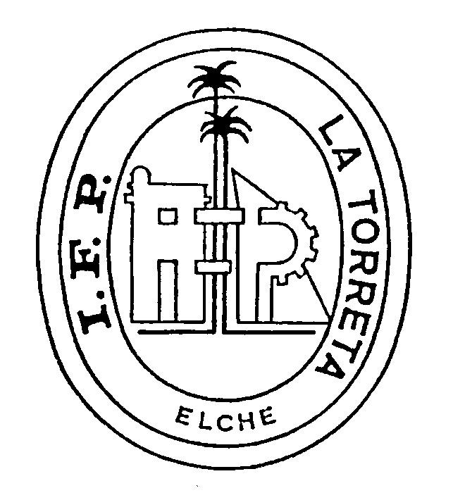 Logotipo - I.F.P. La Torreta