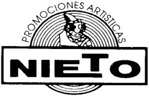 Logotipo - Promociones artísticas Nieto