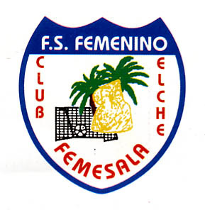 Logotipo - Fútbol Sala Femenino