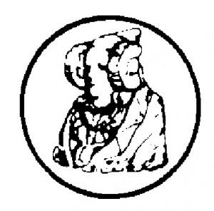 Logotipo - Filatelia Dama de Elche