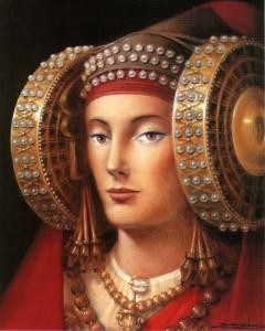 Pintura - Dama ibérica