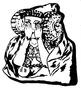 Logotipo - La Dama se esconde