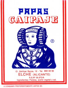 Logotipo - Papas Caipaje 1