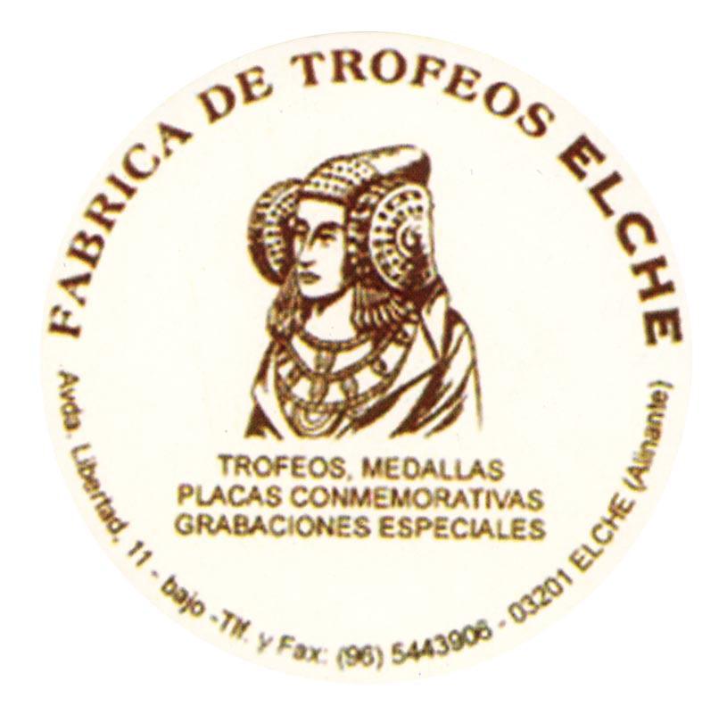 Logotipo - Fábrica de trofeos Elche