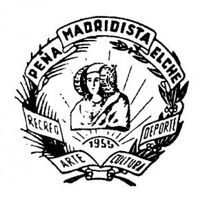 Logotipo - Peña Madridista Ilicitana