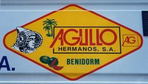 Logotipo - Frutas Agulló Hermanos.
