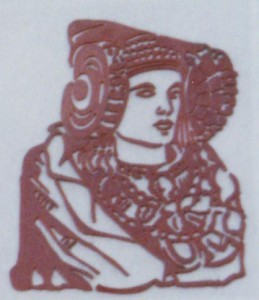 Logotipo - Trenzados La Dama