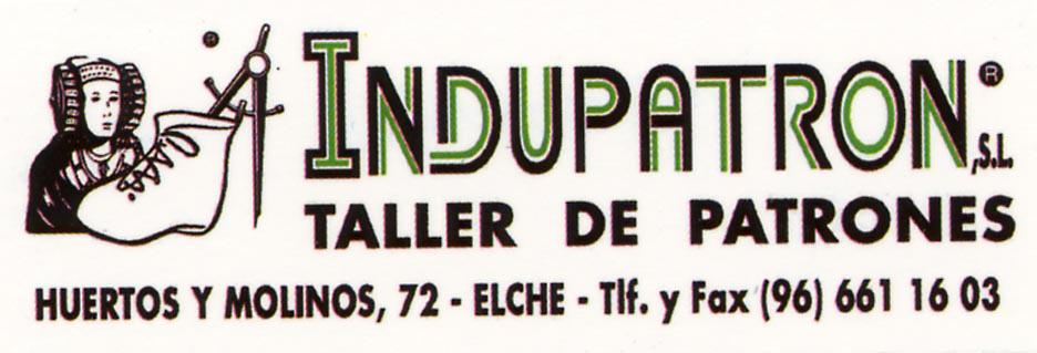 Logotipo - Indupatrón