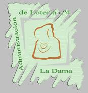 Logotipo - Administración lotería nº4