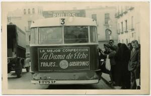 Fotografía - Anuncio en autobús