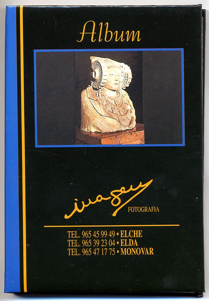 Objeto - Álbum de fotografías
