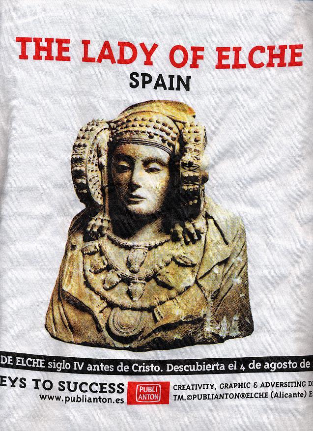 Objeto - Camiseta en inglés