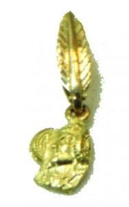Objeto - Joya-Colgante con cadena