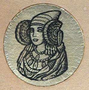 Logotipo - Dama de Elche