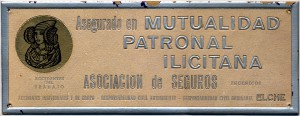 Cartel - Mutualidad Patronal Ilicitana