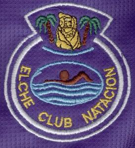 Logotipo - Escudo Elche Club Natación