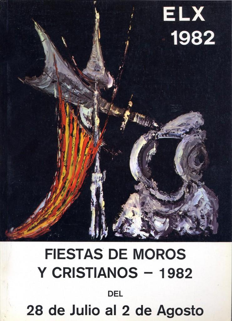 Libro - Moros y Cristianos 1982