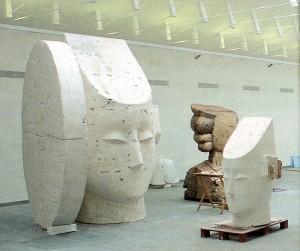 Escultura - La Dama