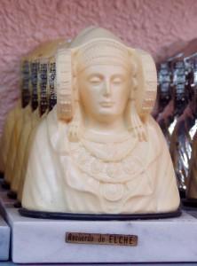 Objeto - Dama Blanca
