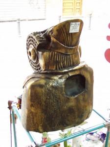 Reproducción - Dama de Elche bronceada