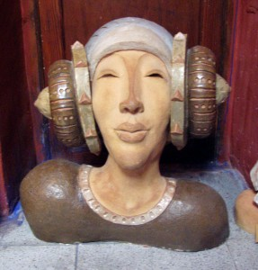 Escultura - Busto