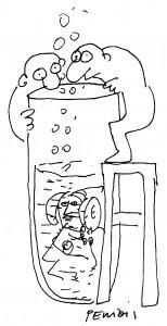 Dibujo - Dama de Elche. Las posibilidades de análisis de una dama singular.