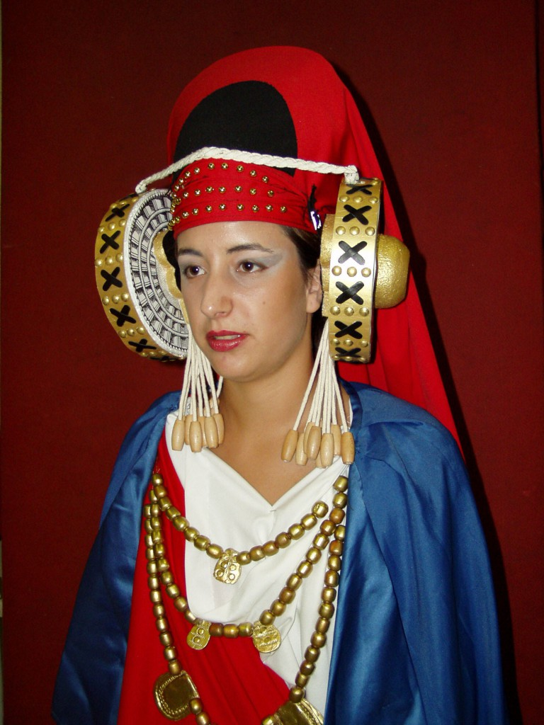 Dama viviente - Silvia Martínez Salazar