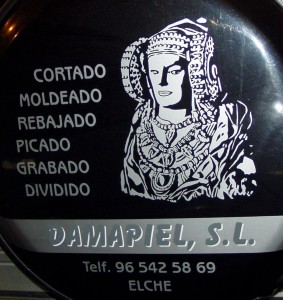Logotipo - Damapiel