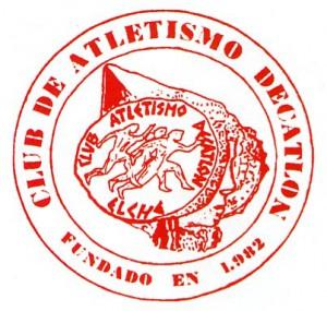 Logotipo - Club de Atletismo Decatlón