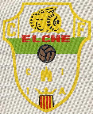 Objeto - Banderín del Elche Club de Fútbol