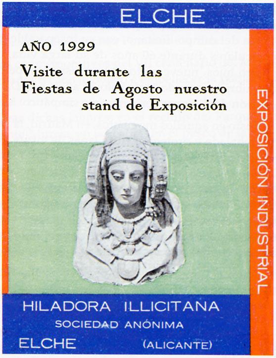 Anuncio - Hiladora Illicitana