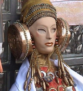 Sin clasificar - Dama Ninot Velles de Sèrra