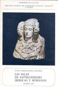 Libro - Las Salas de Antigüedades Ibéricas y Romanas