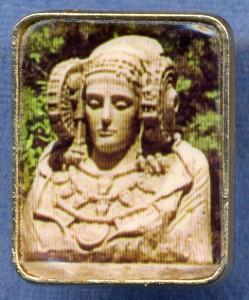 Objeto - Dama insignia