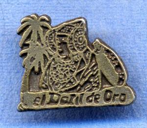 Objeto - Dama insignia El Dátil de Oro