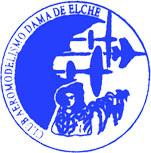 Logotipo - Club Aeromodelismo Dama de Elche