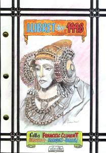 Libro - Llibret any 1988