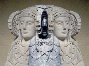 Homenaje a la Dama en la reinaguración del MAN