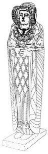 Interpretaciones de la Dama de Elche. Museo Arqueológico Nacional