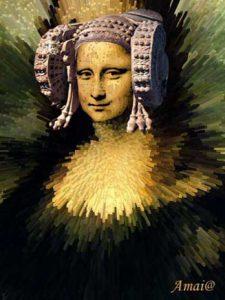 Tomado de http://marcianitosverdes.haaan.com/2009/11/mona-lisa-28/