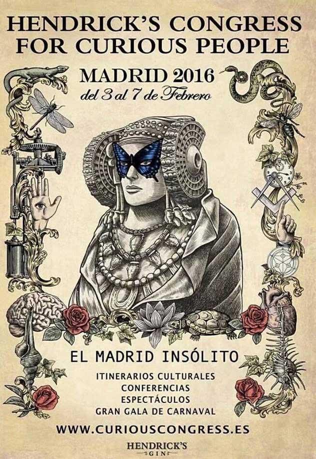 Del 3 al 7 de febrero. El Madrid insólito. Itinerarios culturales