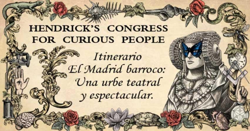 Entrada itinerario: El Madrid barroco