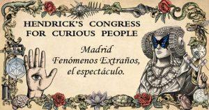 Entrada: Madrid Fenómenos extraños