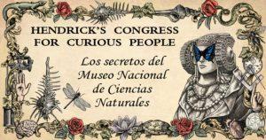 Entrada: Los secretos del Museo Nacional de Ciencias Naturales. Del 3 al 7 de febrero. El Madrid insólito. Itinerarios culturales