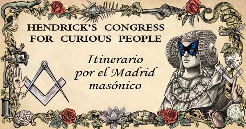 Entrada: Itinerario por el Madrid masónico. Del 3 al 7 de febrero. El Madrid insólito. Itinerarios culturales