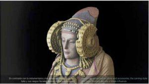 Audiovisual en el Museo Arqueológico Nacional «Representaciones divinas