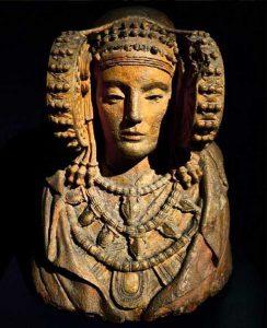 En la Sala del Mediterráneo: un mar de culturas (2) del Museo Nacional de las Culturas